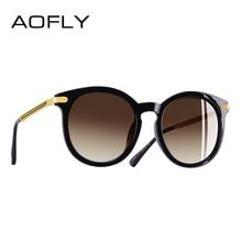 AOFLY BRAND DESIGN Polarized Sunglasses Luxury Summer Style Sun Glasses For Women Ladies Sunglass Shades Goggles UV400 A125