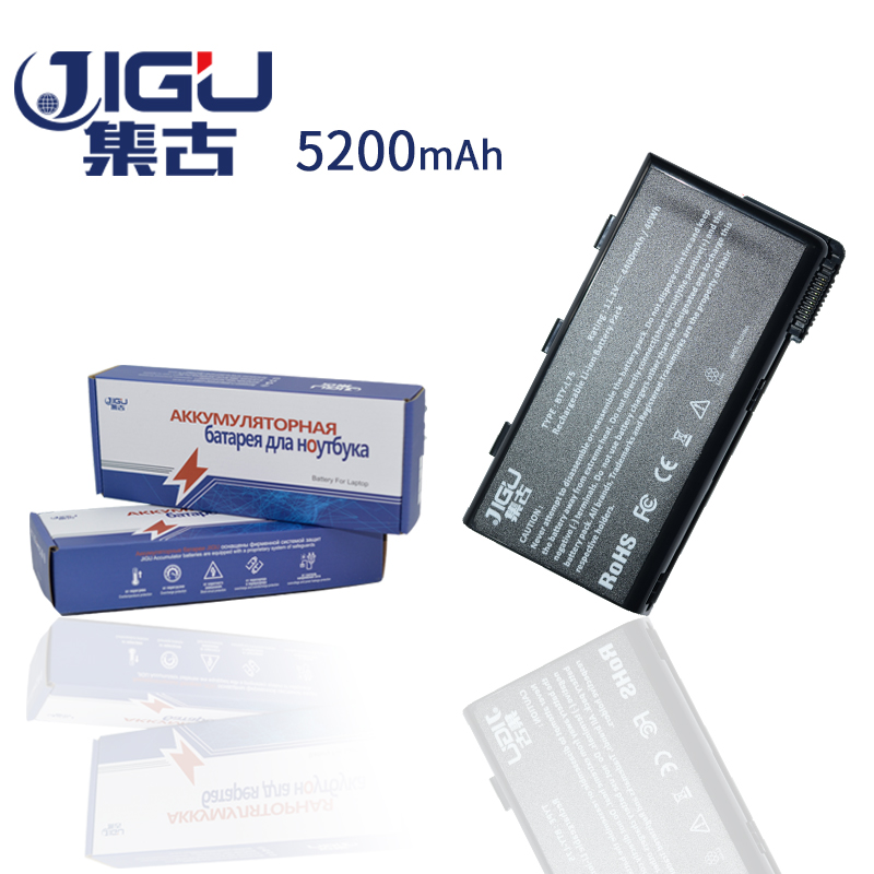 JIGU Bty L74 Special Price New 6 Cells Laptop Battery BTY-L74 FOR MSI A6200 CR600 CR610 CR620 CR700 CX-600 CX610 CX700 11 1v 9 cells bty l75 bty l74 laptop battery for msi cx600x cr610 cr620 cr700