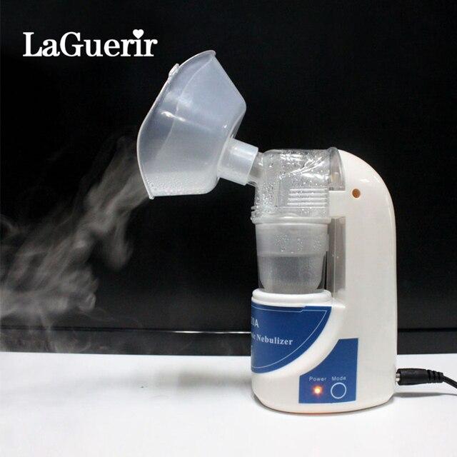 Health Care Asthma Inhaler Mini Automizer Children Care Inhale Nebulizer 110V/220V Home Ultrasonic Nebulizer with Free Shipping
