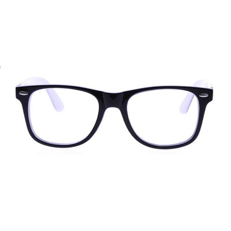 Alta calidad marcos de anteojos unisex gafas vintage de cristal de ...