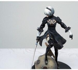 Image 3 - 15ซม.PS4ภาพอะนิเมะNieR Automata YoRHa No. 2ประเภทB 2Bการ์ตูนของเล่นAction Figureของขวัญ