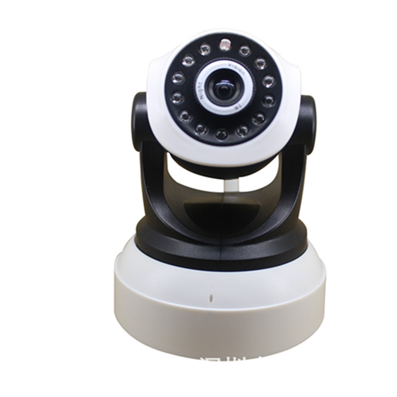 Mini Babysitting Indoor PTZ Network Camera Wireless Remote Baby Monitors COMS Night Vision WIFI High-definition Cameras Report