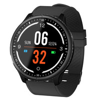 Smart band women bluetooth smartwatch men fitness band 1.3inch IPS invicta smart watch with blood pressure call /sms reminder
