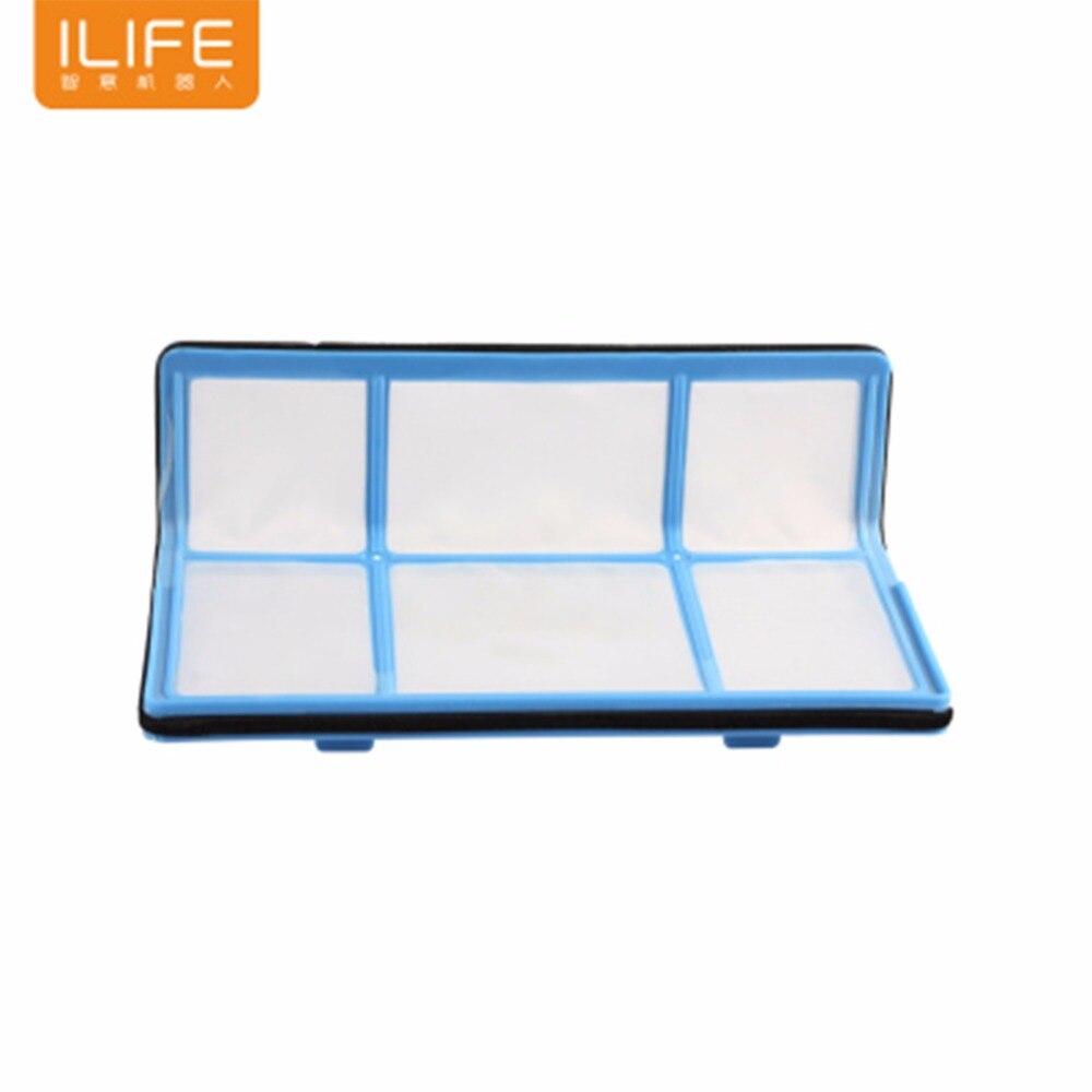 Primaire poussière hepa Filtre pour ilife V1 ilife x5 v5s V3 V3s v5pro V50 V55 ilife v5s pro robot aspirateur accessoires pièces