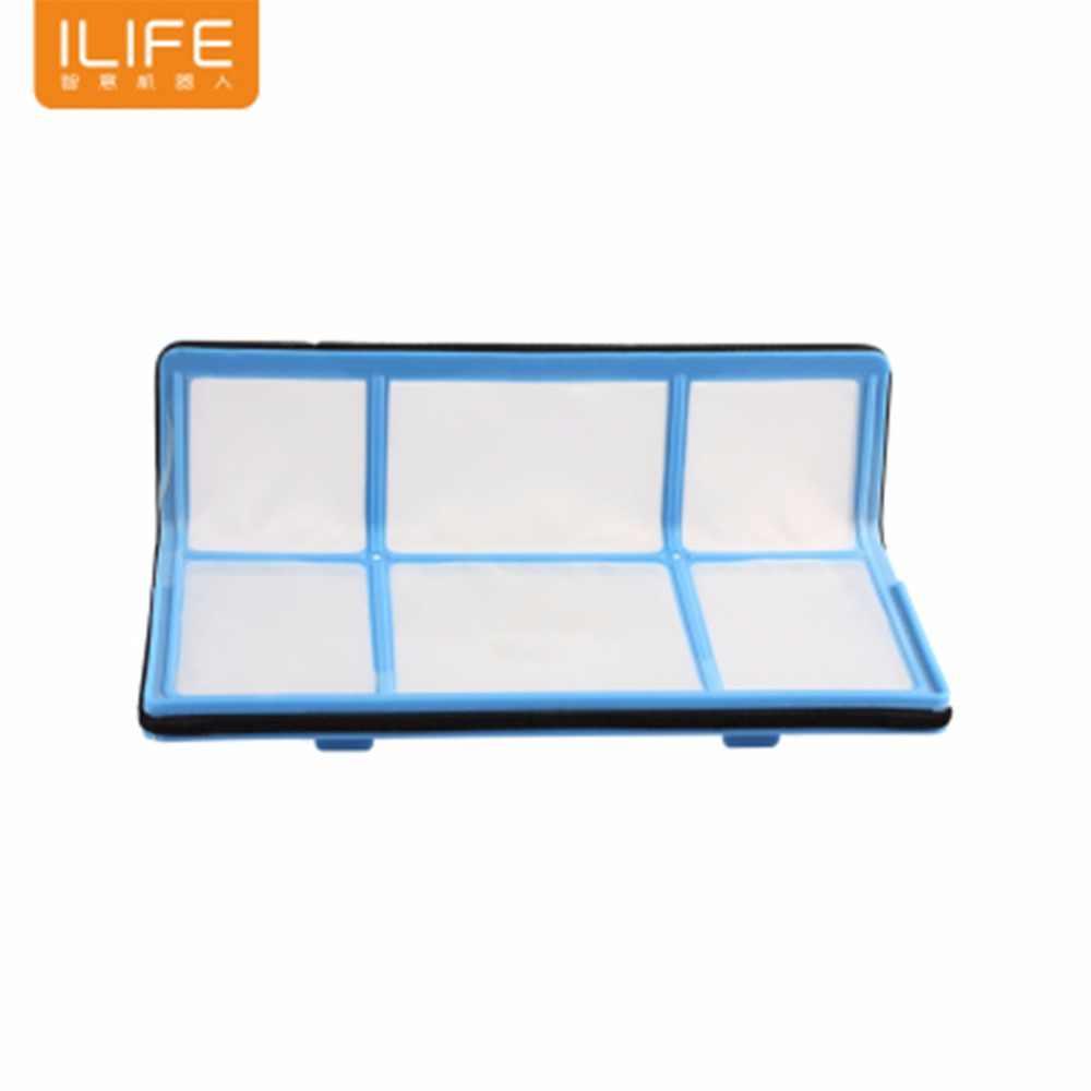 فلتر hepa للغبار الأساسي لـ ilife V1 ilife x5 v5s V3 V3s v5pro V50 V55 ilife v5s pro جهاز آلي لتنظيف الأتربة قطع غيار ملحقات