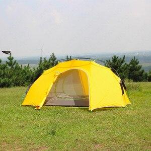 Image 5 - AstaGear tente de Camping pour deux personnes, en plein air, randonnée, plage, ultralégère, avec revêtement en silicone 20D