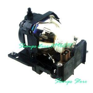Image 5 - Yeni DT00911 için Projektör Lambası HITACHI HCP A10/CP WX401/WX410/MVP E35/XW410/CP X201/X206/ x301/X306/X401/X450/X467/ED X31/X33