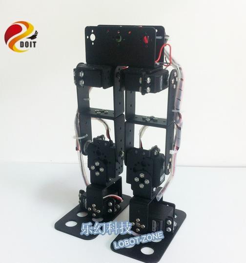 ФОТО Official DOIT 6dof Biped Robot/Walking/Entry-level Game Dedicated a Full Set of Equipment