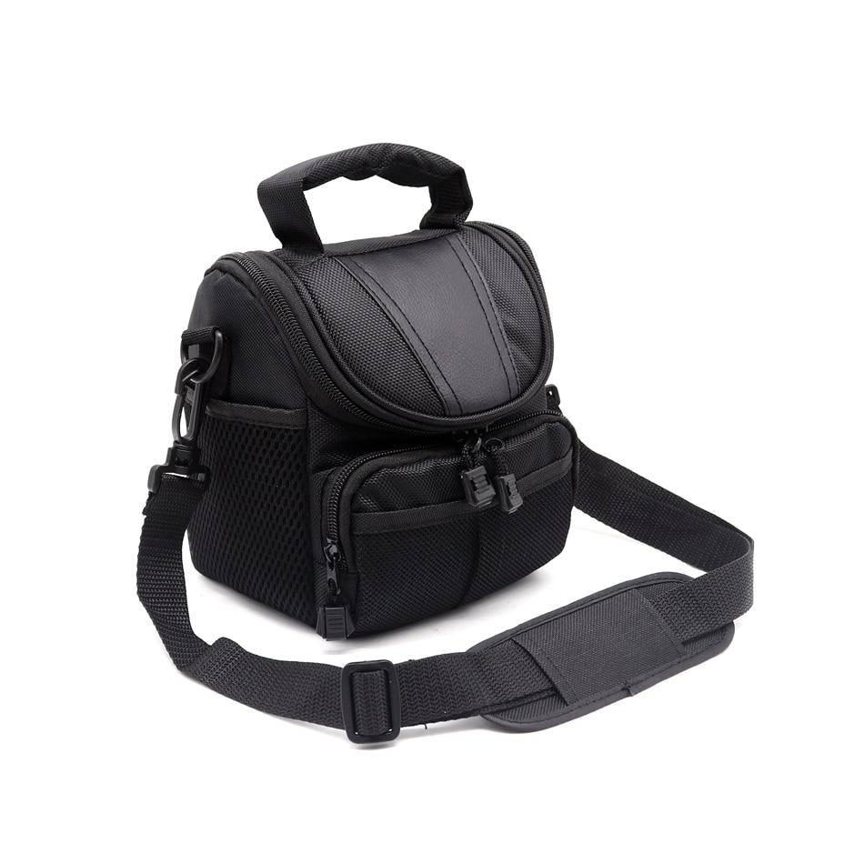 DSLR Camera Bag Case For Nikon D3400 D5500 D5300 D5200 D5100 D5000 D3200 D3100 D40 for Canon EOS 750D 1300D 1200D 700D 600D 550D