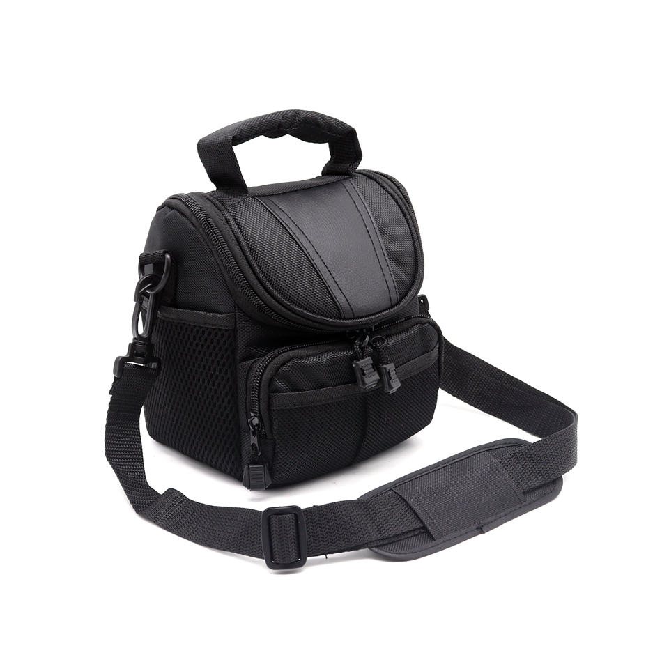DSLR Camera Bag Case Pour Nikon D3400 D5500 D5300 D5200 D5100 D5000 D3200 D3100 D40 pour Canon EOS 750D 1300D 1200D 700D 600D 550D
