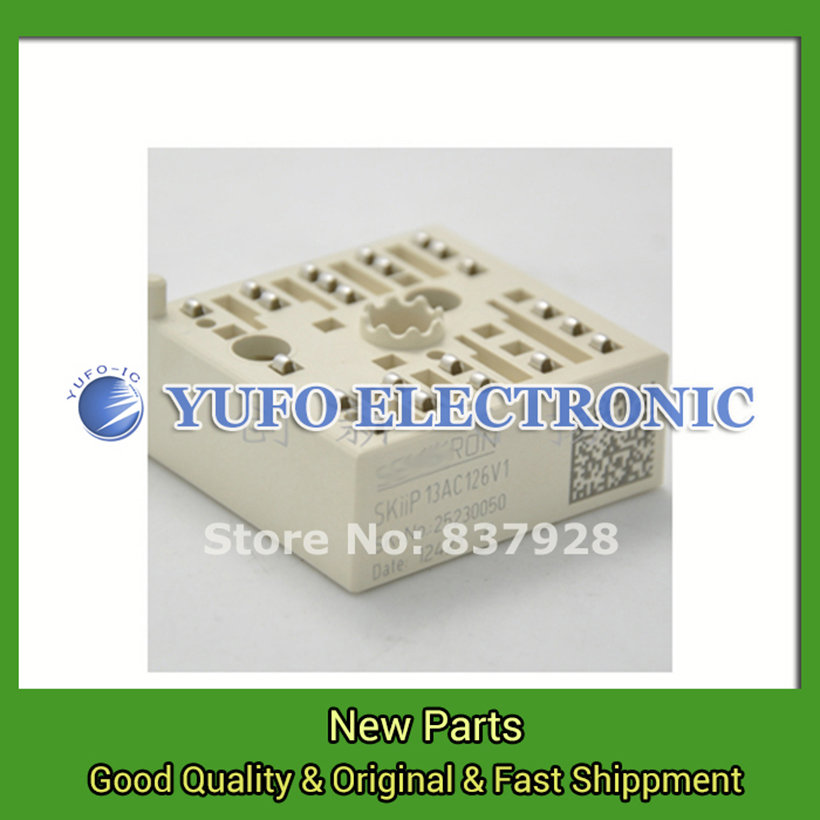 Free Shipping 1PCS SKIIP13AC126V1 Power Modules original new Special supply Welcome to order YF0617 relay free shipping 1pcs mee95 06da power modules original new special supply welcome to order yf0617 relay