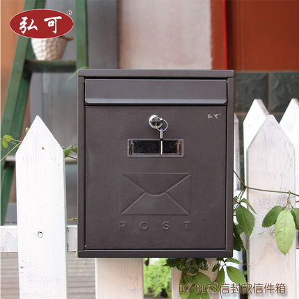 Wall Hanging Mailbox, Rainproof Has Lock, Post Box, Boite Aux Lettres,  Stamps Postal  In Mailboxes From Home U0026 Garden On Aliexpress.com | Alibaba  Group