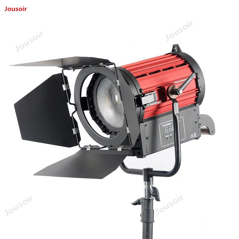 100 W film LED projecteur film lampe vidéo lampe éclairage lampe contour lampe remplissage lumière 5600 K CD50 T03