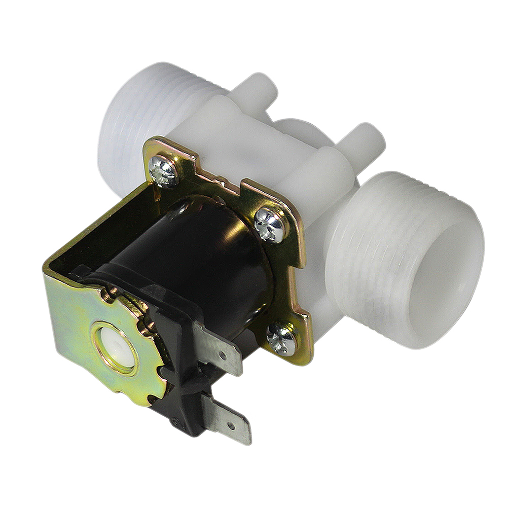 Mini 3-Port Electric Control Solenoid Valve For Gas Air Pump DC 12V YQ3