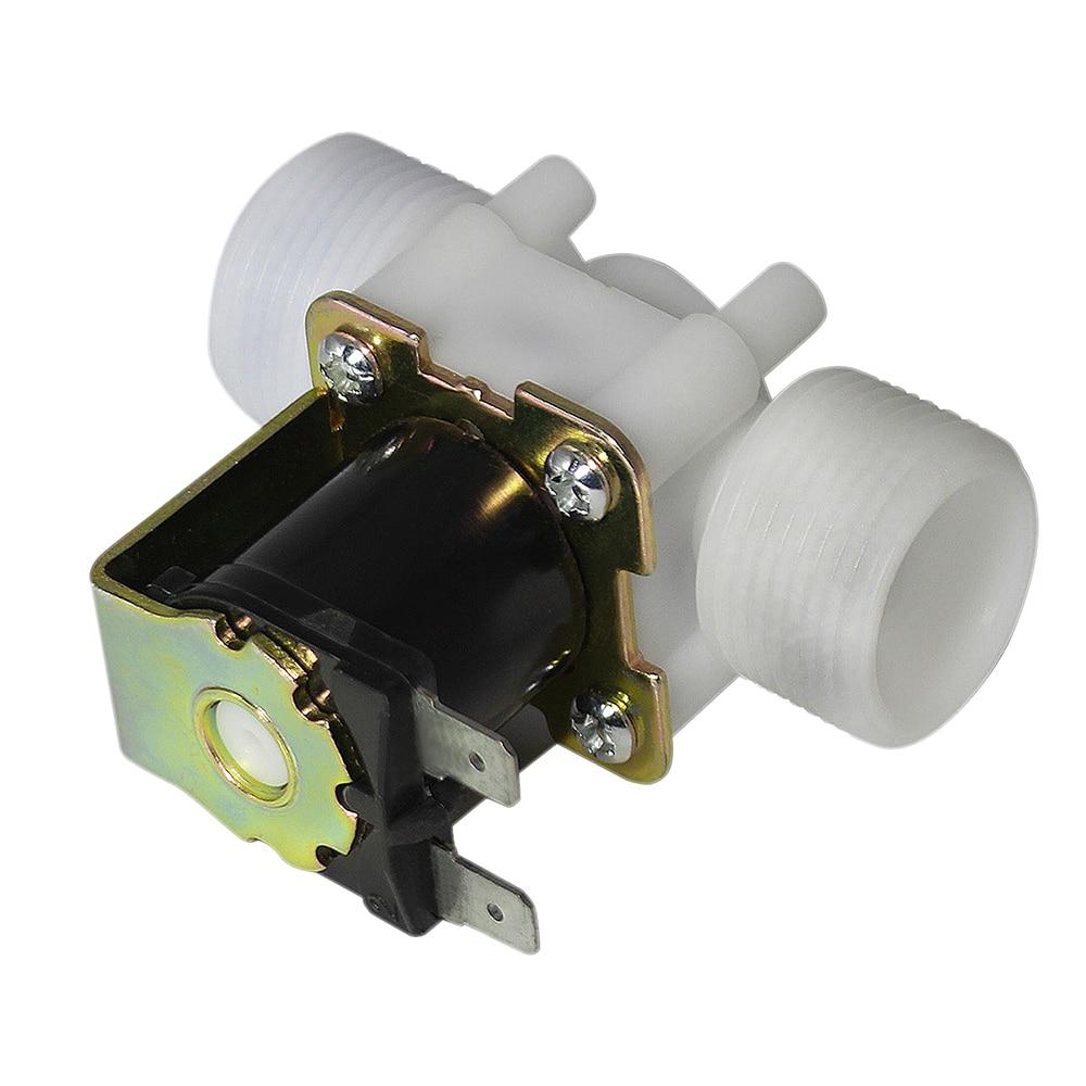 Heimwerker Zwei Parallel 0,02 Zu 0.8mpa Elektrische Magnetventil Magnet Ac 110 V 220 V Dc 12 V 24 V N /c Wasser Lufteinlass Fluss Schalter 3/4 Mild And Mellow Ventil