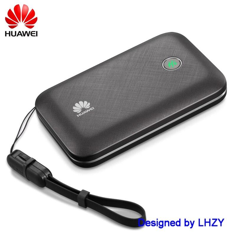 Débloqué Huawei E5771 E5771h-937 9600 mAh batterie externe 4G LTE MIFI Modem WiFi routeur hotspot Mobile PK e5377 e5577 e5786