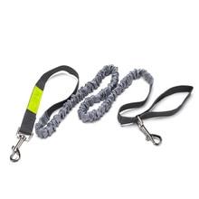 Portable Hands Free Running Dog Leash Lead Adjustable Waist Belt Bag for Jogging Hiking Hot Sale
