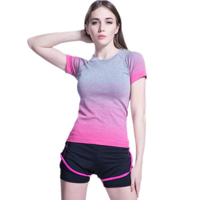 15Colors S-L Adventure Time T-Shirt Women Plus Size Breathable Short Sleeve T shirt Fashion Tops Gradual Change T Shirt Women 3A