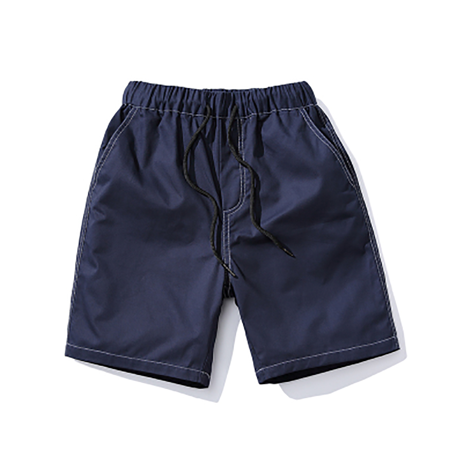 Men Loose Style Men Shorts 2018 Plus Size Korean Casual Mens Cargo Shorts Big And Tall Cropped Academia Short Trousers Men 6D38