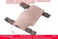 WEARABLE BUTTOCK FOR GLUTEAL INTRAMUSCULAR INJECTION MODEL GASEN NSM0027