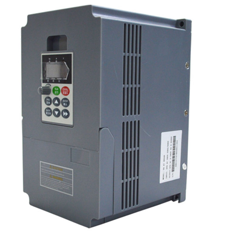 цена на New Variable Frequency 400Hz VFD 2.2Kw 3HP Overloaded Vector Motor Drive VFD 3Phase 380V 9A Matching Universal for lathe Motor