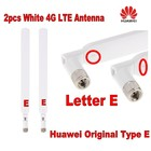 2Pcs External 700-2700 MHz SMA Male Wireless Signal Strength Booster 4G LTE