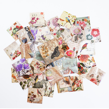 40 Pcs/box Butterfly paper sticker DIY decoration stickers diary photo album scrapbooking planner label stickers 45 pcs box mountain cat paper sticker diy decoration stickers diary photo album scrapbooking planner label stickers