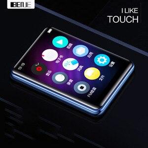 Image 4 - 2020 最新benjie X5 フルhd 2.5 インチのカラータッチスクリーンbluetooth 5.0 内蔵スピーカーロスレス音楽ハイファイMP3 プレーヤー