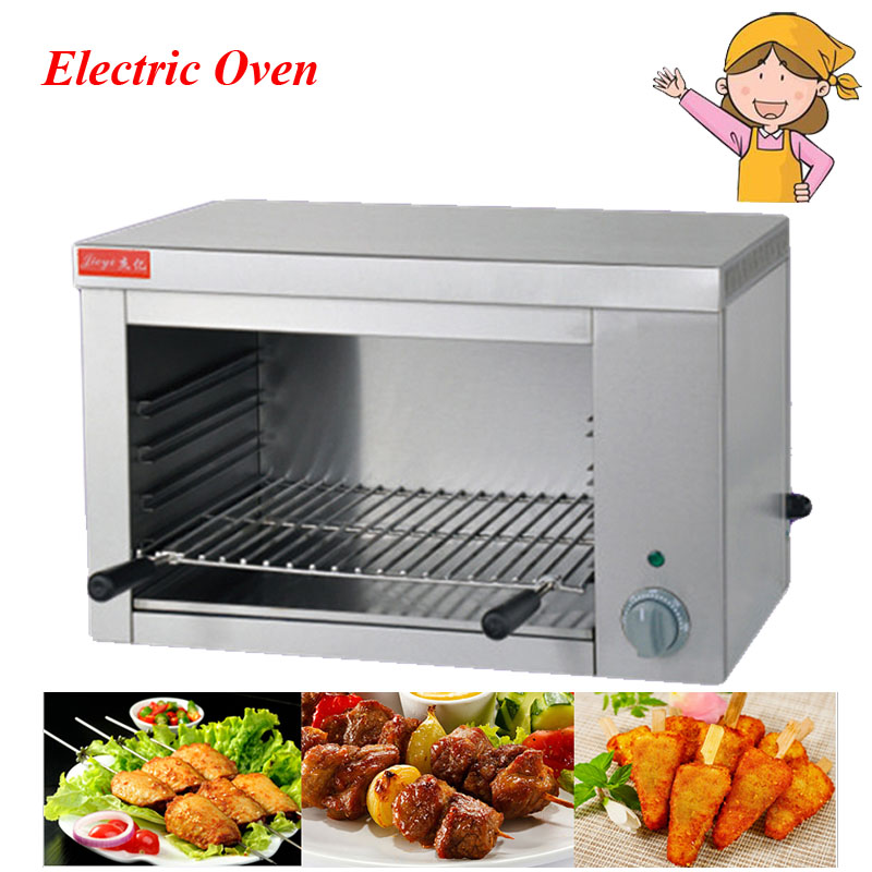 New Electric Desktop Food Stainless Steel Oven Commercial Use Electric Grills & Griddles Chicken Salamander Toaster FY-938New Electric Desktop Food Stainless Steel Oven Commercial Use Electric Grills & Griddles Chicken Salamander Toaster FY-938