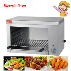 New Electric Desktop Food Stainless Steel Oven Commercial Use Electric Grills & Griddles Chicken Salamander Toaster FY-938