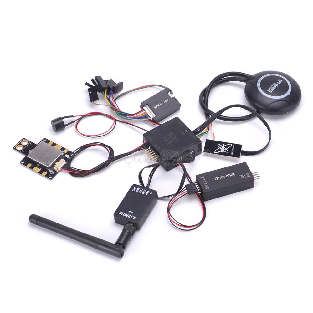 Mini Pixhawk PX4 PIX 2.4.8 Autopilot Pixhawk2.4.8 32 Bit Flight Controller M8N GPS 433 Mhz 915 Mhz Telemetrie Power modul i2C PPM-in Teile & Zubehör aus Spielzeug und Hobbys bei  Gruppe 3