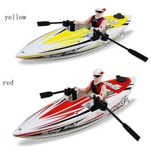 Great Wall 2311 2.4G RC Mini Boat Model Electric Remote Control Rowboat WIth Battery Kid Gift