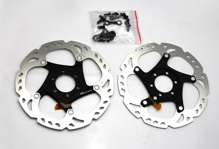 Brand New Shimano XT//Saint RT86 Ice-Tech 6-Bolt Disc Rotor 160MM//180MM