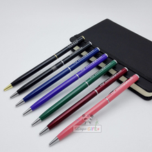 logo roller metal pen custom with your logo/artwork/name FREE 200PCS a lot with DHL shipping 200pcs lot her508 do 27 ^