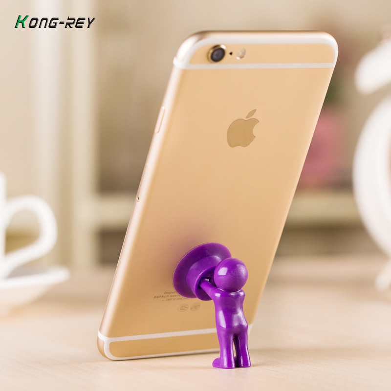 KONG-REY Universal Portable Octopus Phone Holder Mobile Cell Phone Stents  Stand For iPhone 8 7 6 5 Samsung S8 S7 500pcs lot f59969d1fdfd
