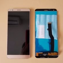 New 5.7 For ZTE Blade V9 V0900 LCD Display Touch Screen Digitizer Assembly Replacement LCD Screen Repair+Tools цена