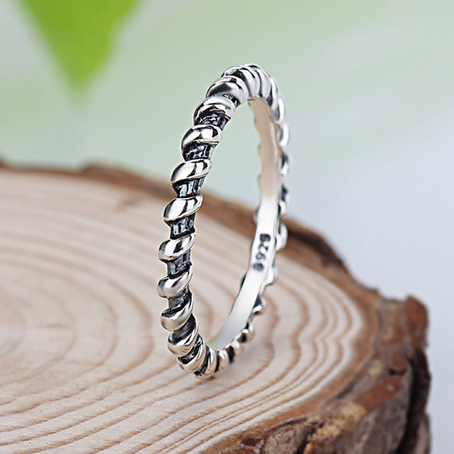 Fashion Full Love Silver Color Engagement Brand Ring Female O Ring For Women Jew