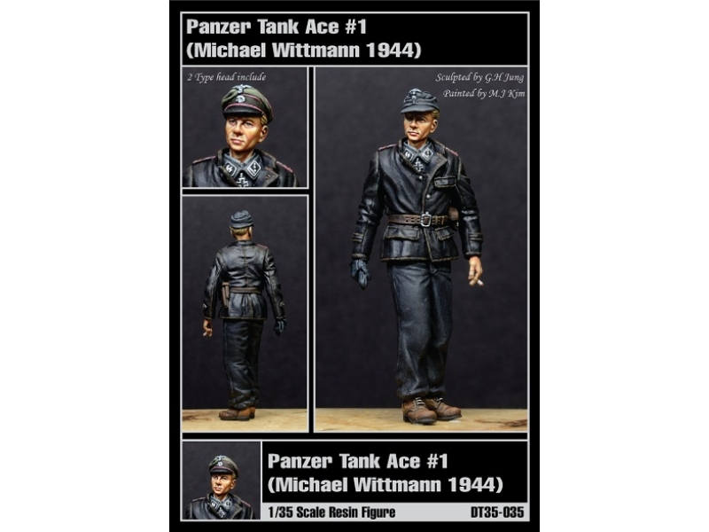1:35 World War II German 319 35