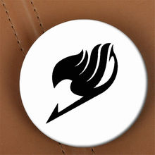 Fairy Tail Brooch Pin Badge
