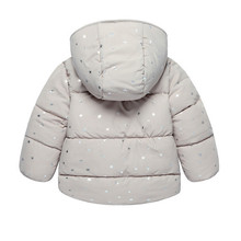 Girl's Warm Hooded Jackets