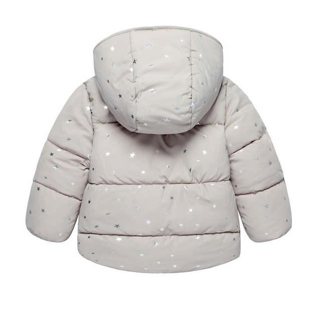 f77cfdf37 Online Shop Baby Girls Jacket 2018 Autumn Winter Jacket For Girls ...