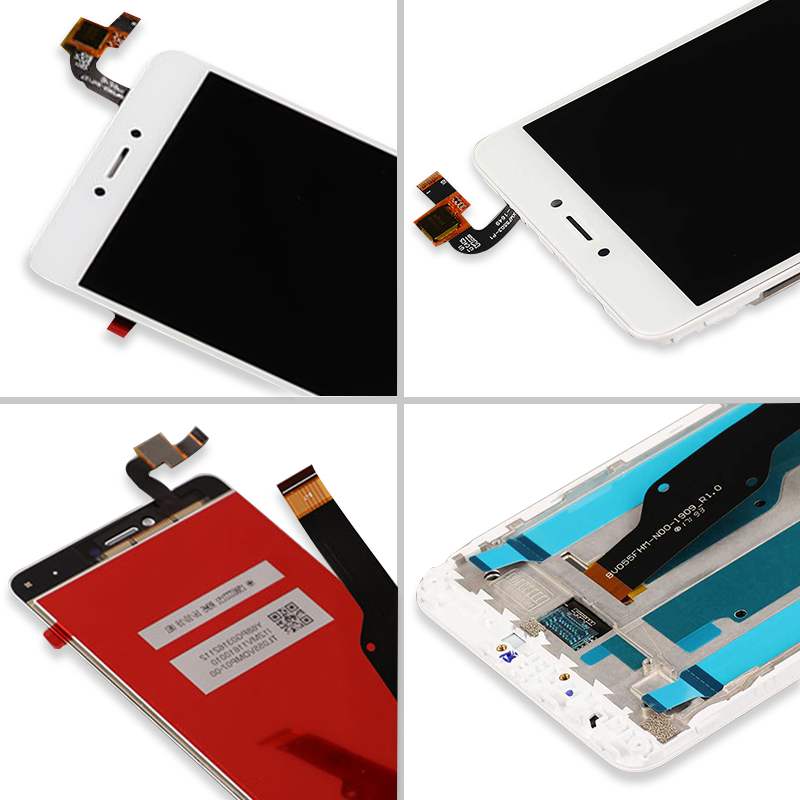 For Xiaomi Redmi Note 4X LCD Screen Redmi Note 4 Display Screen With Frame For Redmi Note 4 Global Version 5.5'' Snapdragon 625