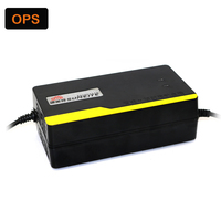 OPS DC240V Output 69V 2 5A Volt Lead Acid Battery Charger 60V 20AH 12AH 14AH For
