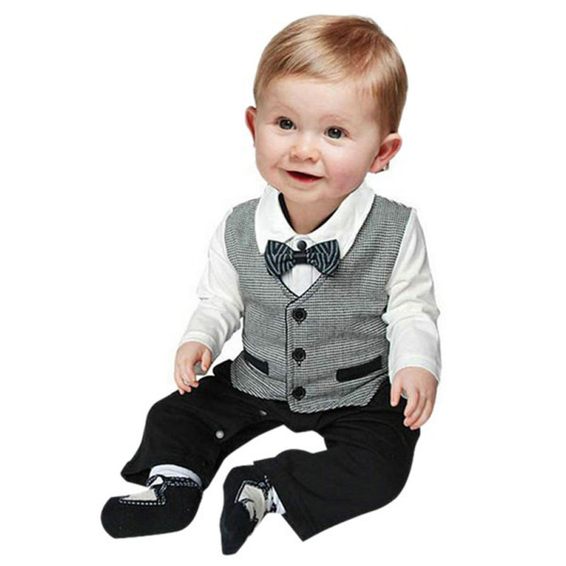 Baby Boy Suit For Wedding 2015 New Terno Bebe Menino Casamento ...