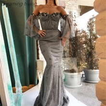 dreaming truing Glamorous Mermaid Prom Evening Dresses With
