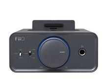 K5 de Acoplamiento Amplificador de Auriculares Fiio/DAC para FIIO X3II X5II/X7//E17K Línea In/USB/DOCK EN Exclusivo Paseo para Jugadores FIIO