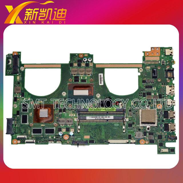 Para asus n550jv n550jv motherboard procesador i7 pm probó por completo el envío libre