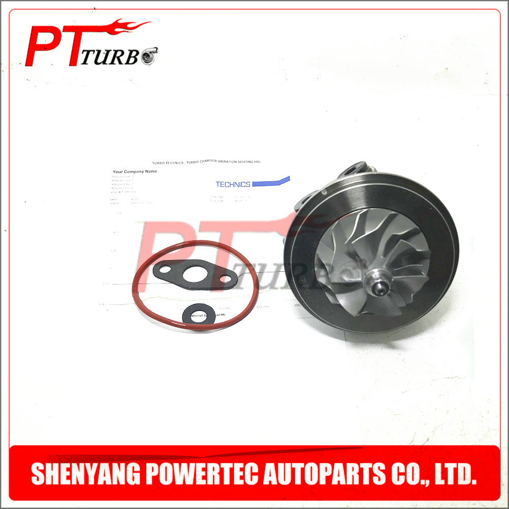 For Dodge Neon SRT 164 Kw 223 HP EDV turbo charger cartridge 49377 00220 04884234AC assy