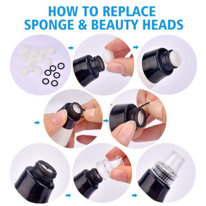 Image 4 - Blackhead Electric Cleanser Removal Face Clean Nose T Zone Pore Vacuum Acne Pimple Vacuum Remover Suction Facial Dermabrasion