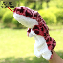 30cm Snake Plush Hand Puppets for Kids Baby Toy Animal Kawaii Plush Soft Toys Parent-child Toys Storytelling Props Children Gift
